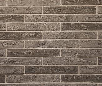 Traditional Stacked Brick - Multitonal Gray