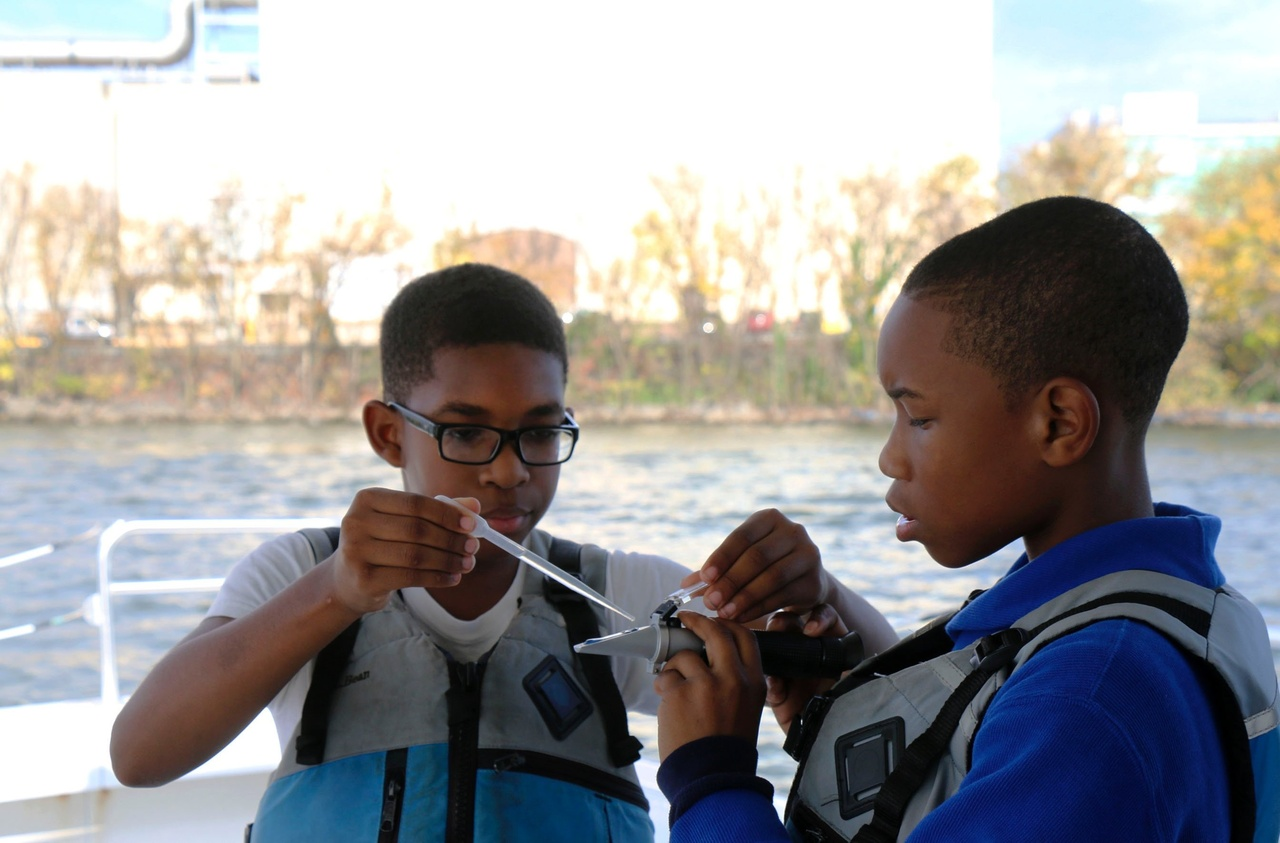 Students learn science with the NEMO program