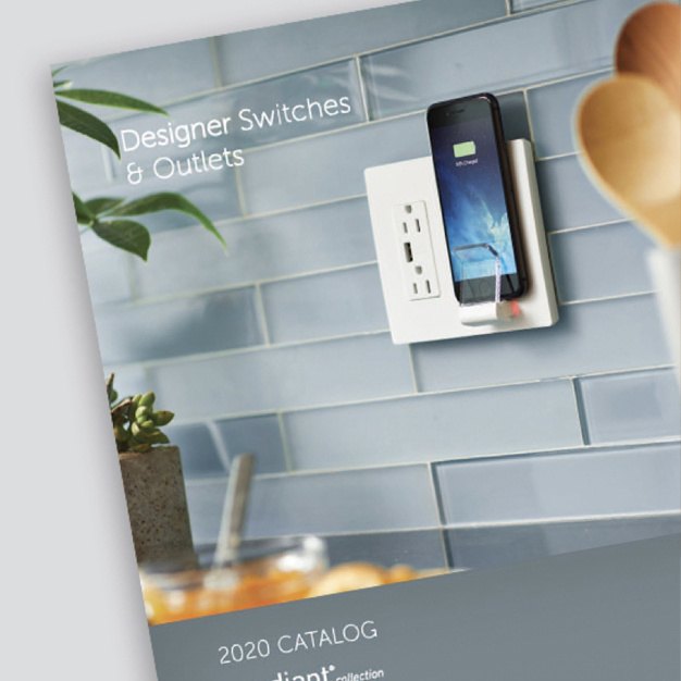 radiant collection 2020 product catalog cover
