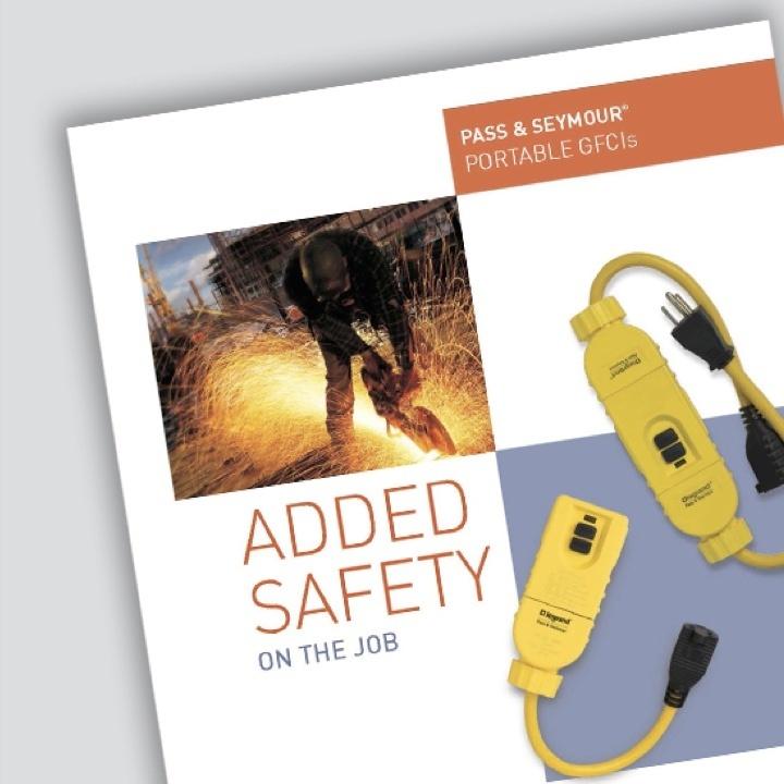 Portable GFCI Brochure - Download