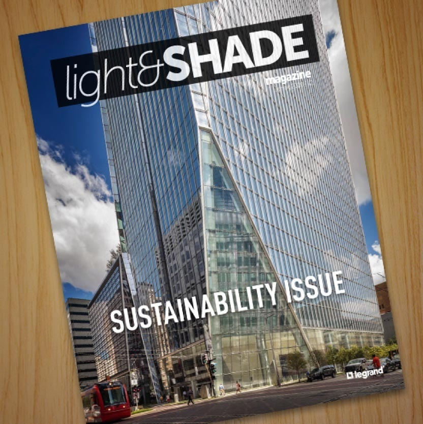 Light&Shade Summer 2020 Issue Cover