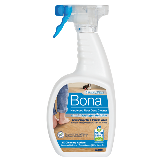 Bona PowerPlus®Hardwood Floor Deep Cleaner