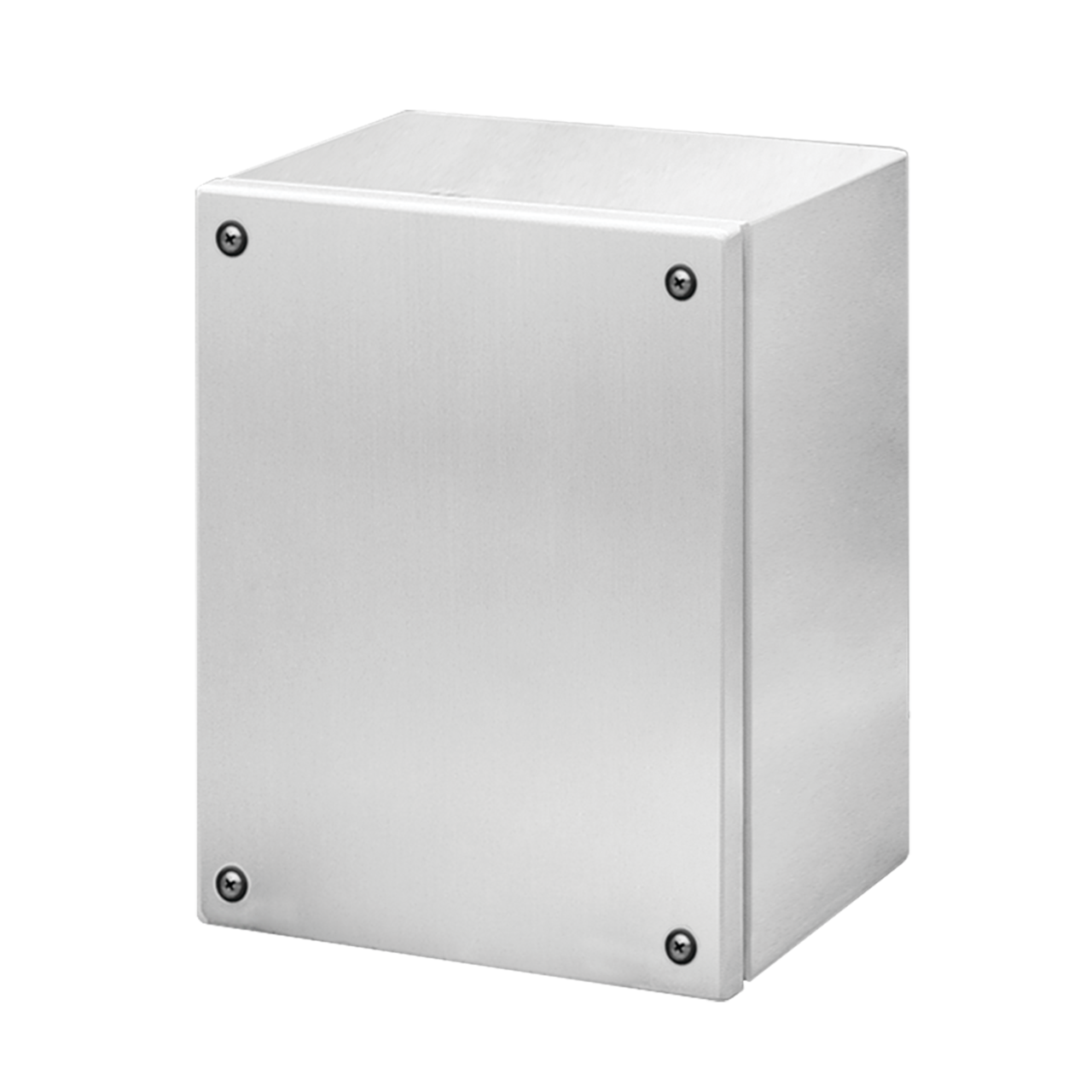 GL66 Stainless Steel Screw Cover Wall-Mount Enclosure