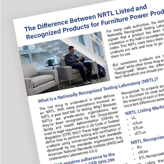 NRTL white paper