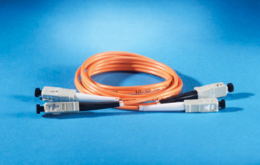 Multimode, 62.5/125, Duplex Patch Cord, OR-61150D62001M99C