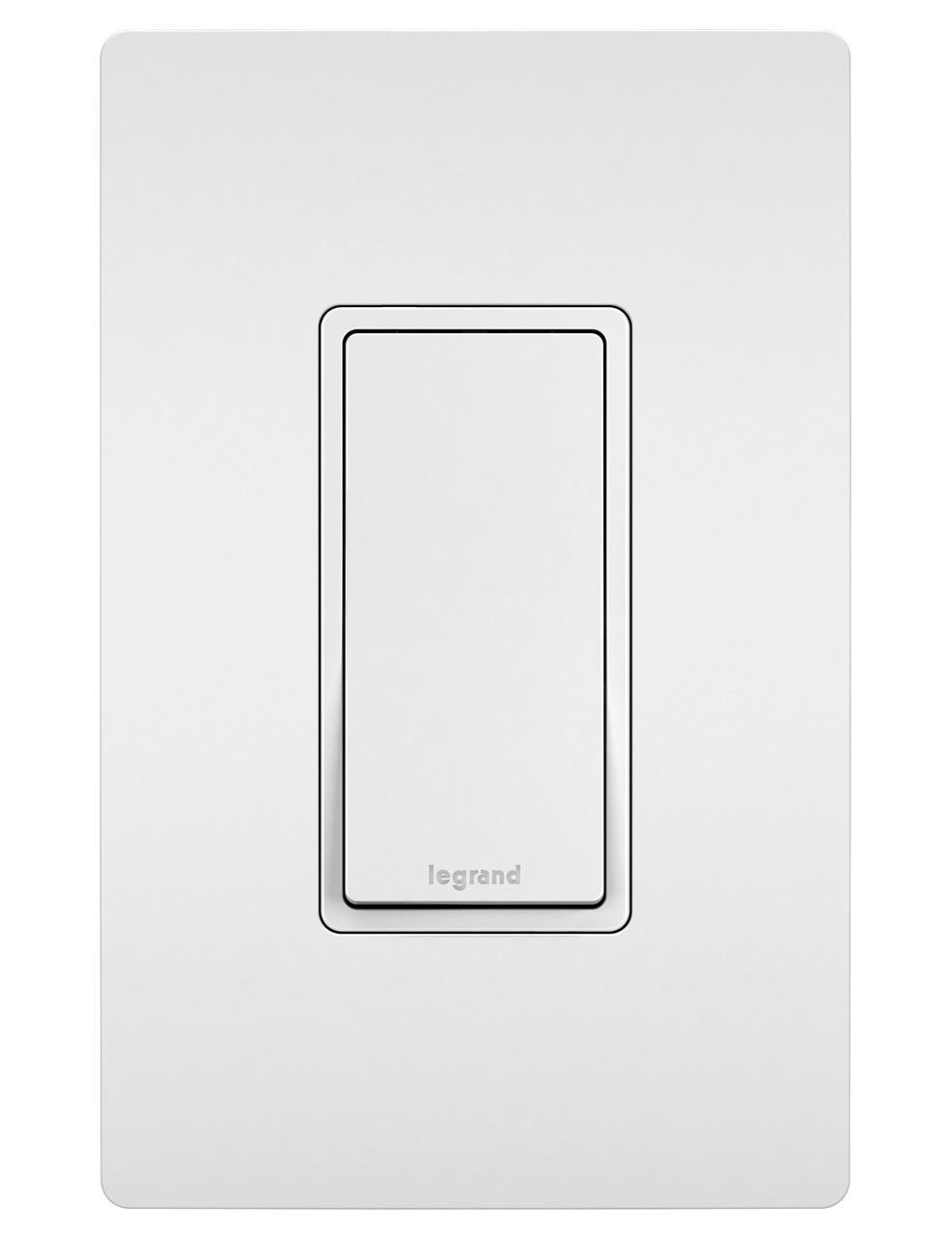 15A 3-Way Swith with Locator Light, White | Legrand on
