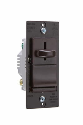 LS Series Low Voltage Slide Dimmer, LSLV600P