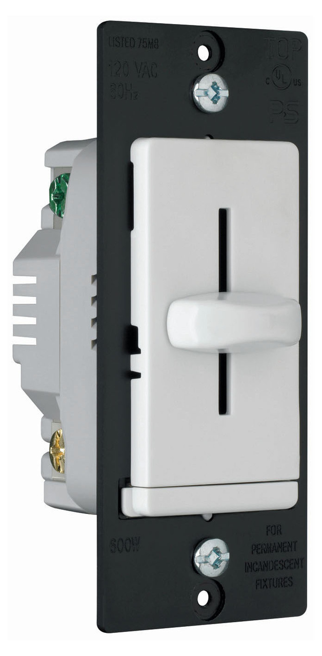 LS Series Incandescent Slide Dimmer, LS600W