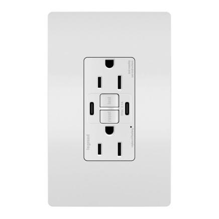 tamper resistant gfci outlet