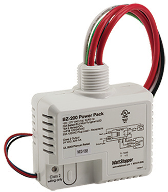 BZ-200 Lighting and Plug Load Power Pack   Legrand on