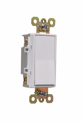 Specification Grade Decorator Switch, 2604W