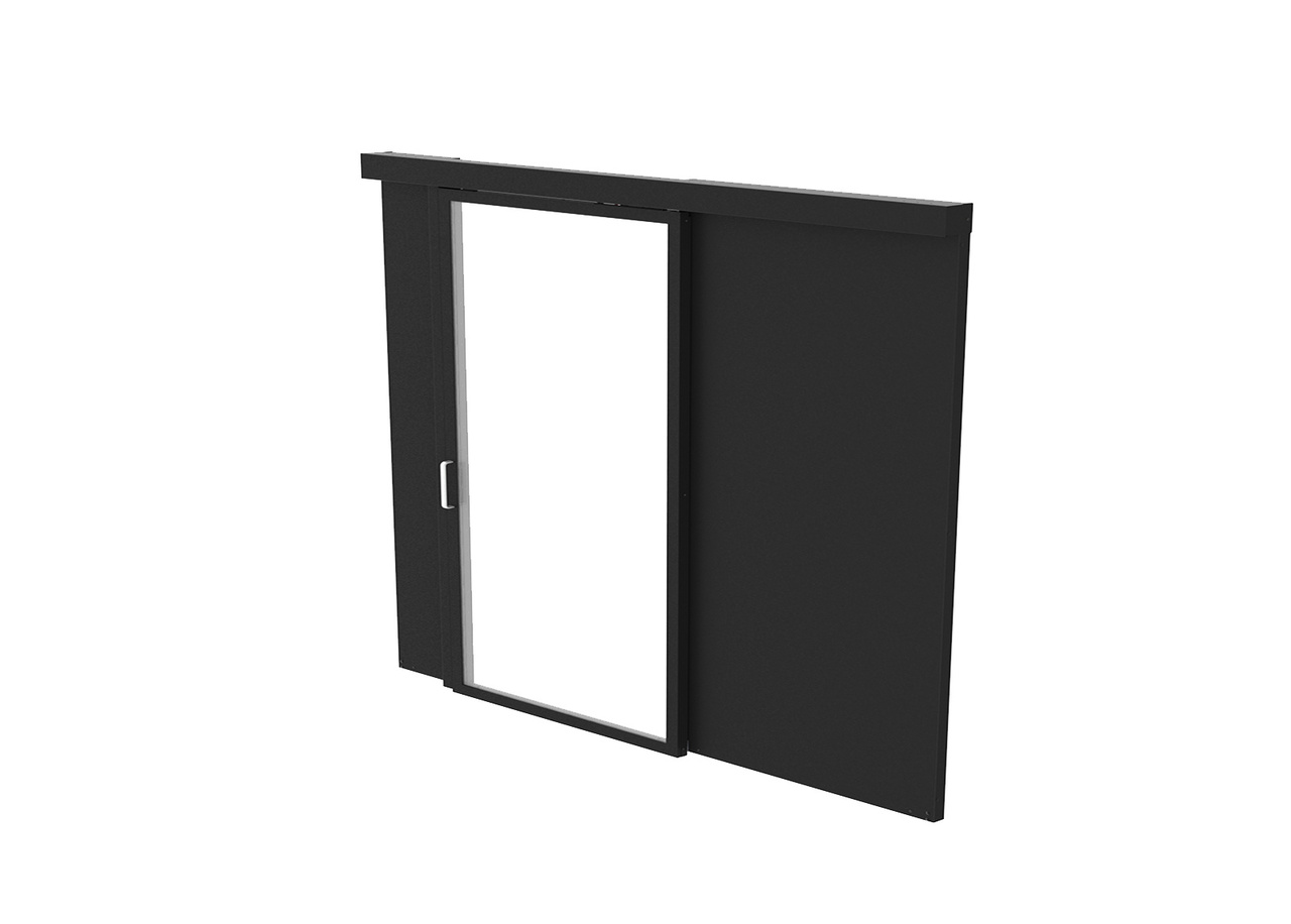Containment Right Sliding Door