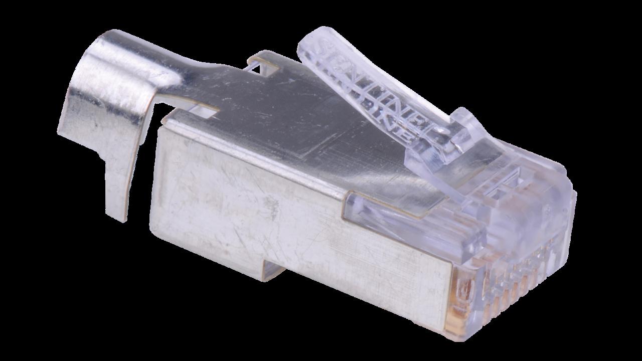 Rj45 Stp L5e Category 5e Shielded 8p8c Plug With 360 Degree Srcool12k Portable Ac Unit Wiring Diagram Shielding
