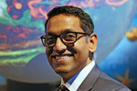 New Chief Information Officer for Fisheries Roy Varghese.