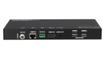 DL-HD2-RX - HDBaseT 2.0 Receiver with USB hub for the DL-1H1V1U-WP-W & DL-3H1U-WP-W  wall plate transmitters