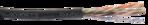 24-4P-P-L6-EN-BLK - Category 6 U/UTP EN Series 23 AWG 4 Pair Unshielded Cable