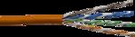 24-4P-L5-EN-BLU-BX - Category 5e U/UTP EN Series 24 AWG 4 Pair Unshielded Cable