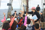 Students on board Sultana