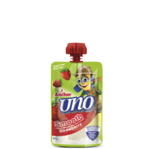 Anchor Uno Strawberry Yoghurt Pouch 100g