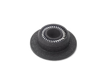 Black Plunger Seal for LC-20AD/AB (Shimadzu) product photo