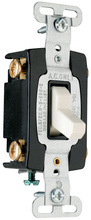 Hard Use Specification Grade Switch, Light Almond