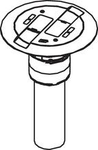 RC9AMDTC Communications Assembled Poke-Thru Device