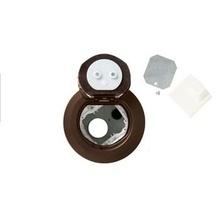 4AT Evolution™ Poke-Thru Device-Unwired- Bronze