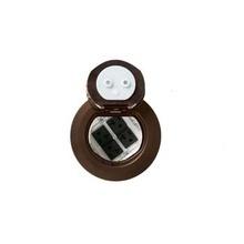 4AT Prewired All Power Evolution™ Poke-Thru Device-Bronze