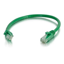 5ft V-Series Cat6a Snagless (UTP) Ethernet Network Patch Cable, CM Rated - Green
