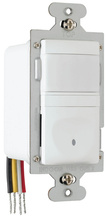 Discontinued: 120V Single Pole/3-Way Occupancy/Vacancy Sensor, Manual Operation, White