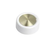 Rotary R Series Replacement Knob, White
