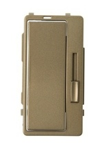 Harmony® Interchangeable Face Cover, Antique Brass