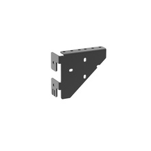 Rear Horizontal Mounting - 2RU - Bracket for Swing-Out Wall-Mount Cabinet