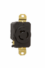 Non-NEMA 3-Wire Single Receptacle