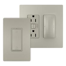 Smart Outlet With Netatmo Starter Kit, Nickel