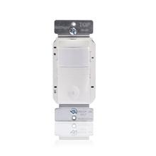 PIR Muti-Way Wall Switch Vacancy Sensor, 600W, Almond
