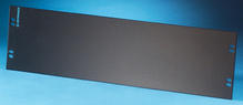 Blank Filler Panel - 19 W x 5.25 in H - 3 rack units