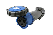 100A Pin & Sleeve Watertight Connector
