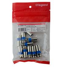 Compression RG6U/Q F Plug