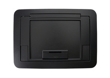 Evolution Series EFB45 Floor Box Flush Style Cover with Solid Lid