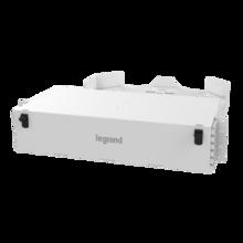 UHD Fiber Enclosure, Patch, UHD-B, 2U, White