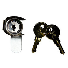 Replacement Lock Assembly & 2 Key Kit - Hinged Cover