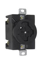 30 Amp Power Interrupting Receptacle, Non-Metallic