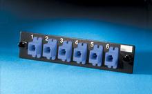 6-MT-RJ (12 fibers) single mode adapters