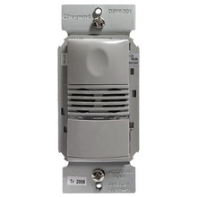 Dual Tech Wall Switch Occupancy Sensor, 120/277V, Grey
