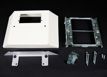 4047 Bump-Up Extron AAP Device Plate