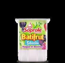Soprole Yoghurt Batifrut Selección Maqui & Berries 165g