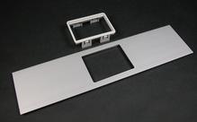 ALA3800 6A Mini Adapter Cover Plate