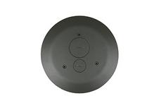 4FFATC15 Flush Furniture Feed Poke-Thru Assembly, Black