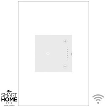 adorne® Touch™ Wi-Fi Ready Master Tru-Universal Dimmer